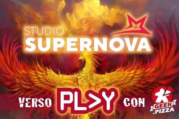 Verso Play 2021 – Studio Supernova