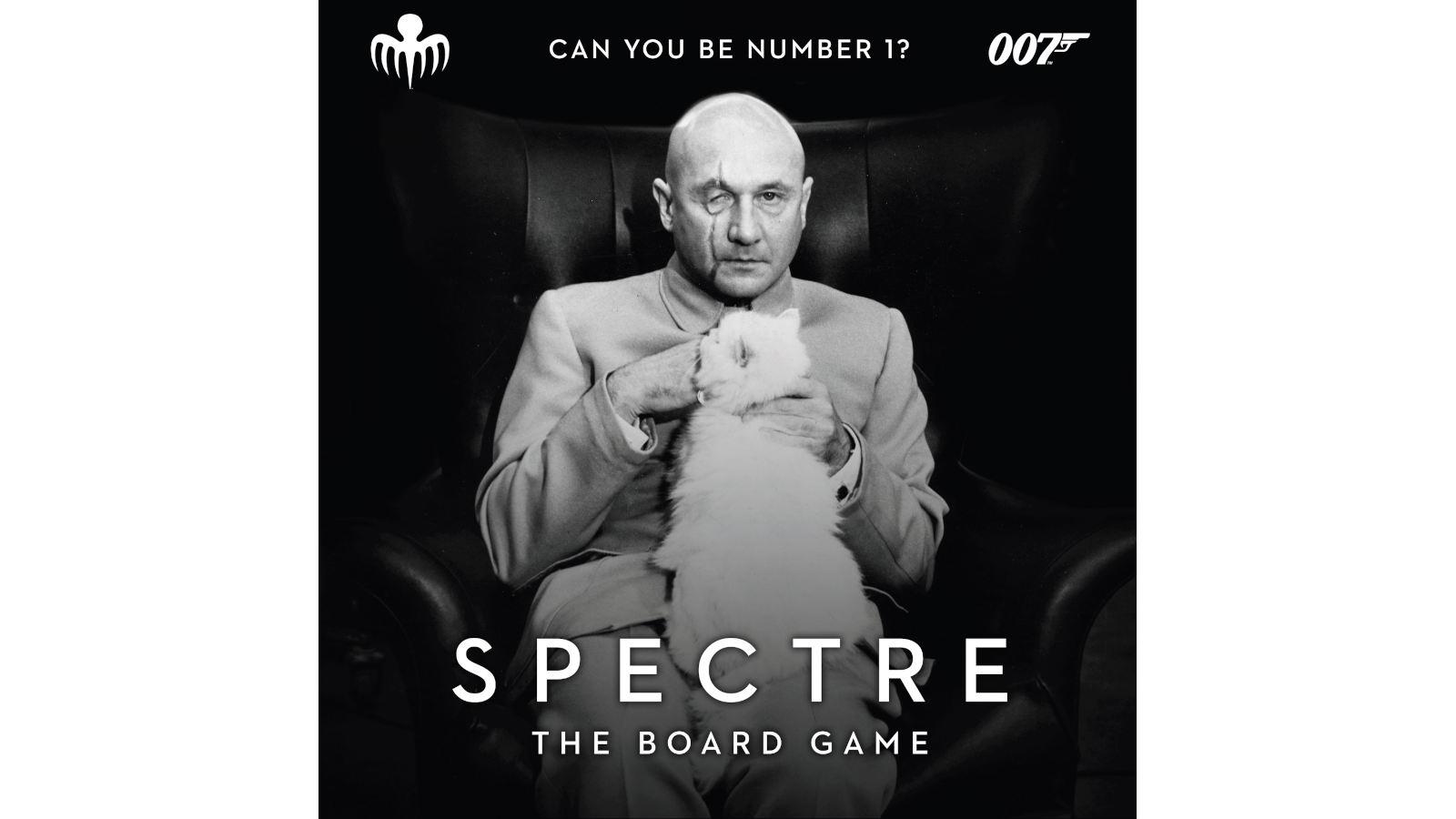 Modiphius annuncia SPECTRE, gioco dedicato alla saga di 007