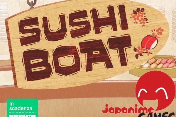 Anteprima: Sushi Boat su Kickstarter