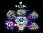 DC FanDome - Multiverso DC Comics Actividades Lanzamientos Invitados