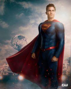 Superman & Lois - el nuevo traje del Hombre de Acero