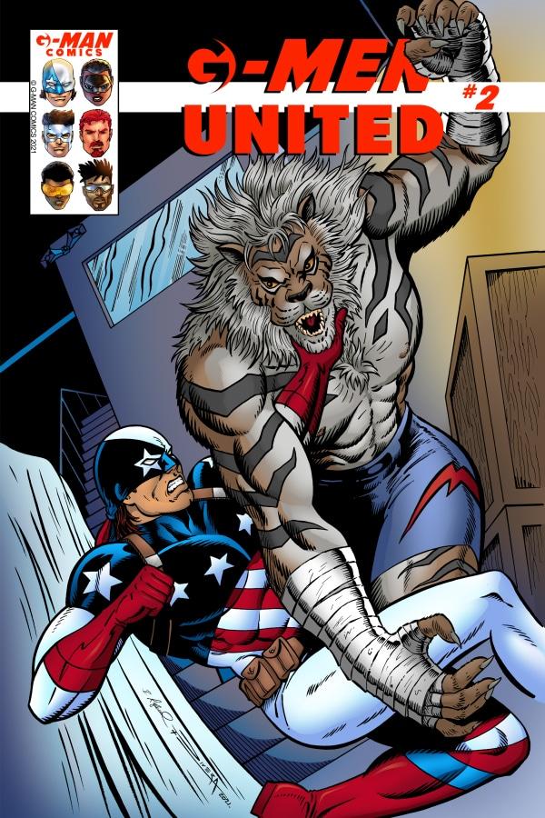 G-Man Comics United # 2 - Pontik® Radio
