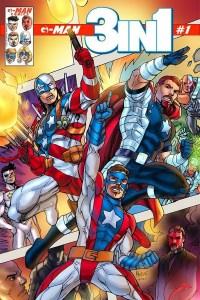 G-Man Comics 3 en 1 #1