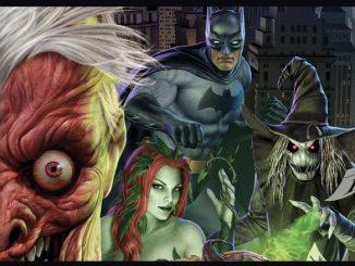 Batman The Long Halloween, Part Two - Pontik Geek - Cine y Series