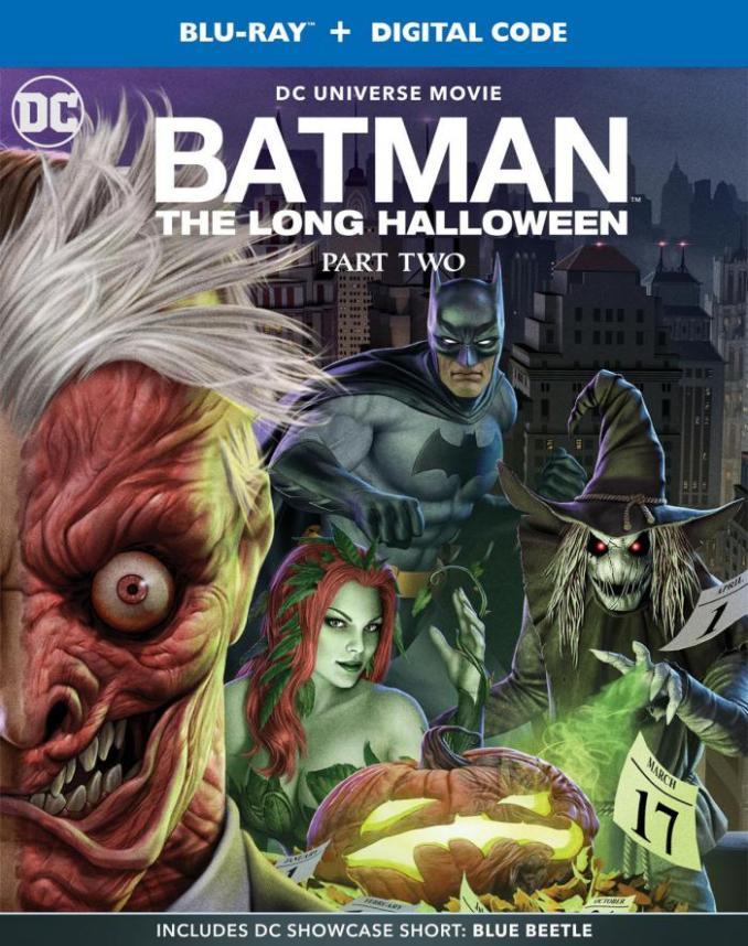 Batman The Long Halloween, Part Two