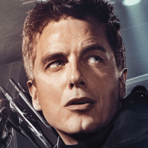 Johan Barrowman - Megacon Orlando 2021 - Pontik® Geek