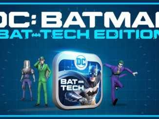 DC: Batman Bat-Tech Edition App - Pontik Cultura Geek