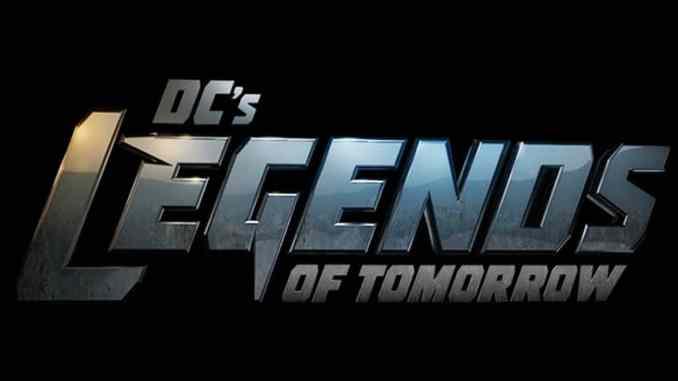 DC's Legends of Tommorrow - Logo - Pontik Geek - Series