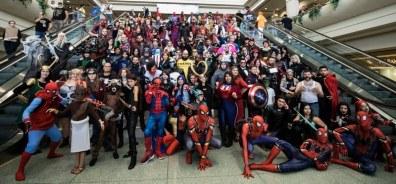 Cosplay Megacon Orlando 2018