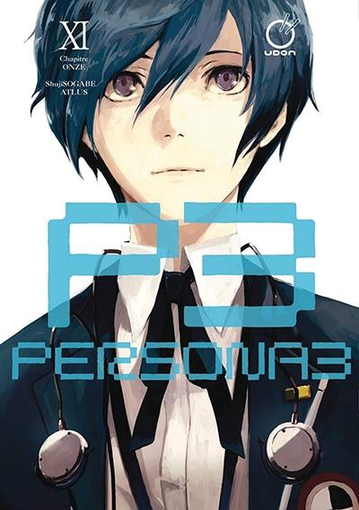 Persona 3 The Manga 11