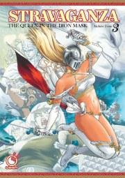 Great Manga Reimpresión Nobu, Stravaganza, Daigo Beast, Persona 3y4 The Manga