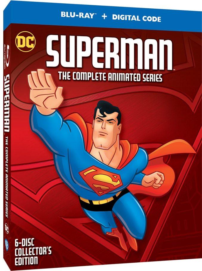 Superman:La Serie Animada Completa - Blu-rays