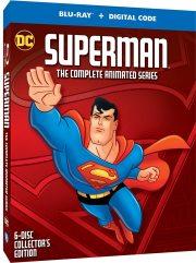 Superman:La Serie Animada Completa Blu-ray Detalle Historia Contenido