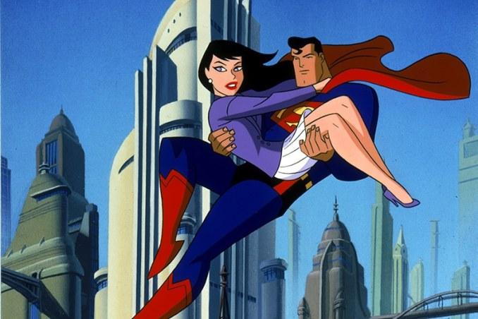Superman and Lois Lane - Superman:La Serie Animada Completa