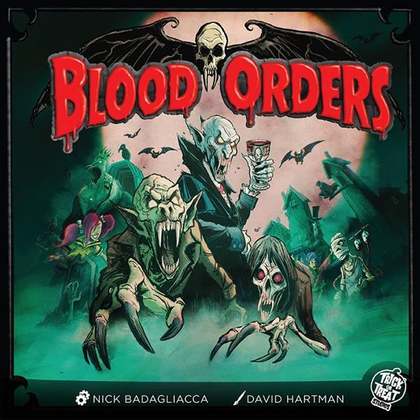 Blood Orders - Halloween / Horror Trick or Treat Studios - Pontik® Geek