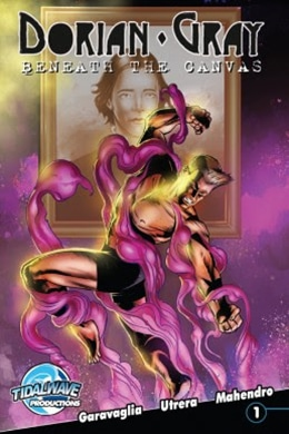 Dorian Gray Beneath the Canvas - Comic Distro - Pontik® Geek