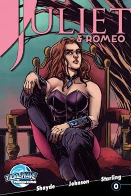 Juliet & Romeo - Comic Distro - Pontik® Geek