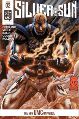 Silver Sun 2 - Comic Distro - Pontik® Geek