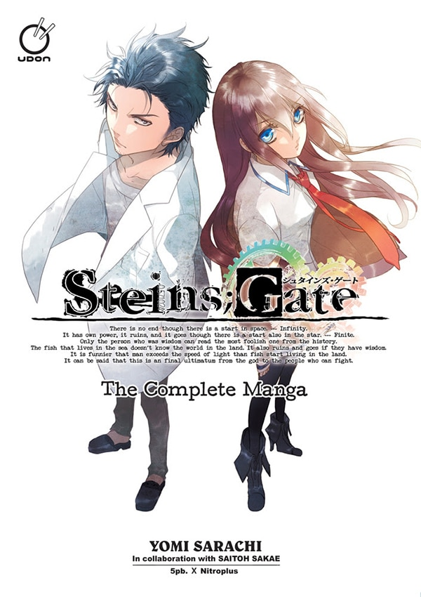 Steins Gate - The Complete Manga - Pontik® Geek - Manga