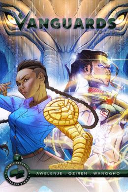 Vanguards Union - Comic Distro - Pontik® Geek