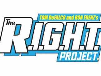 The R.I.G.H.T. Project - Pontik® Geek - Comic