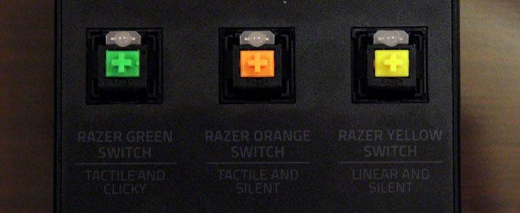 Switches Razer