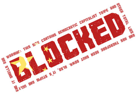 sites blocked