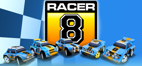 Racer 8 at Steam