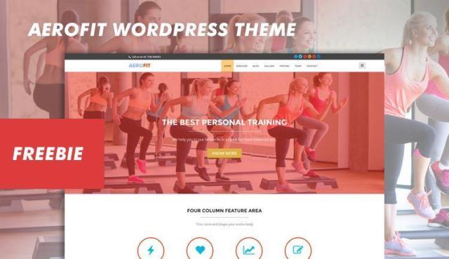 free-aerofit-wordpress-theme-geekact