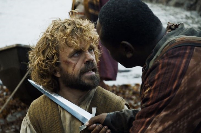 So, that rumor that's keeping Tyrion alive. How exactly does something like that get started?