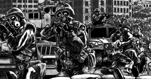 World War Z concept art