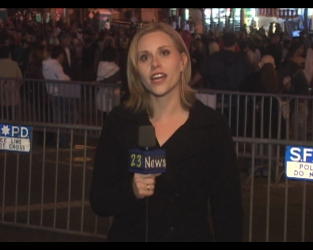 Rookie reporter wants nothing to do with this job