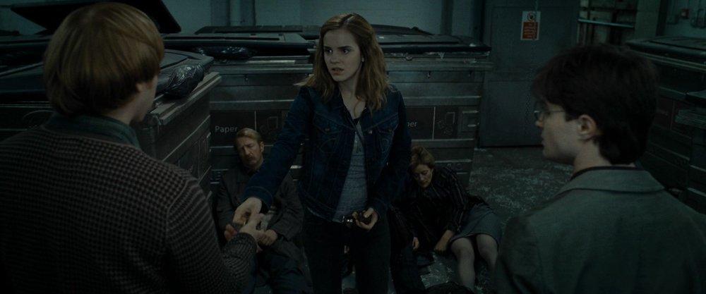 In Hermione we trust