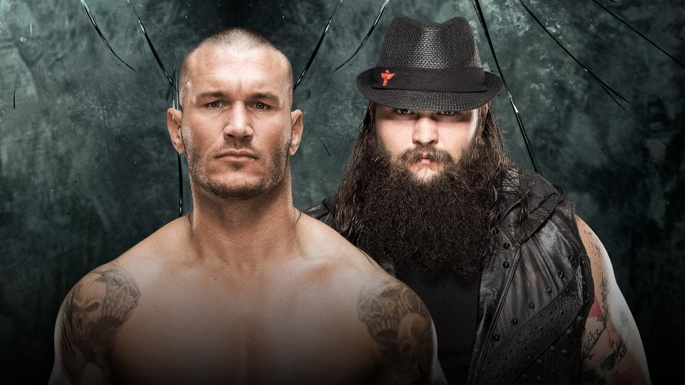 Randy Orton vs Bray Wyatt - WWE Championship