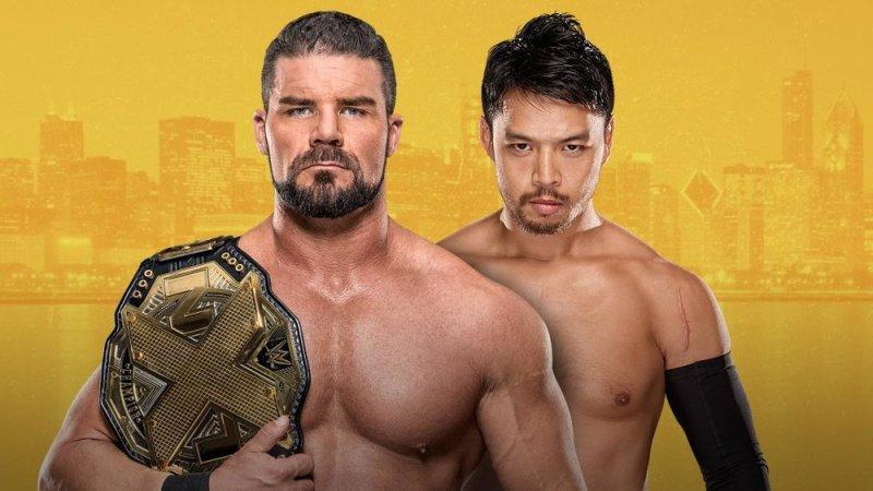 Bobby Roode vs Hideo Itami