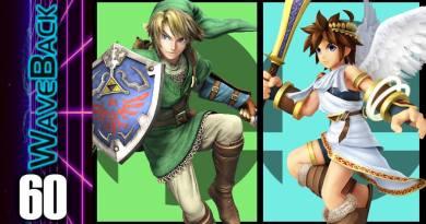 WaveBack Episode 60: Super Smash Bros. Vol 3 – Zelda/Kid Icarus
