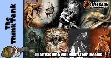 10 Artists Who Will Haunt Your Dreams