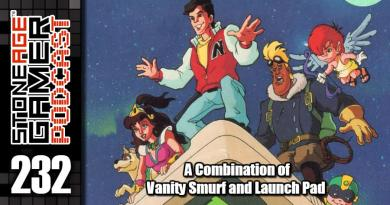 SAG Episode 232: A Combination of Vanity Smurf and Launch Pad