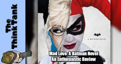 Mad Love: A Batman Novel – An Enthusiastic Review