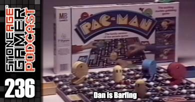 SAG Episode 236: Dan is Barfing