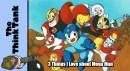 3 Things I Love about Mega Man