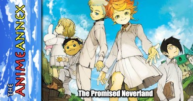 The Anime Annex: The Promised Neverland