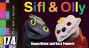 This Week's Episode Ep 174: Happy Music and Sock Puppets