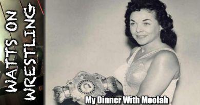 My Dinner with Moolah