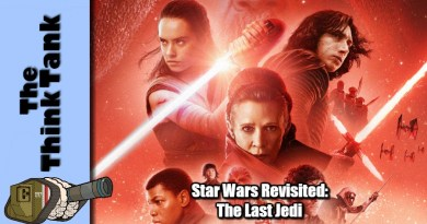 Star Wars Revisited: The Last Jedi