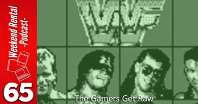 Weekend Rental Podcast #65 – The Gamers Get Raw