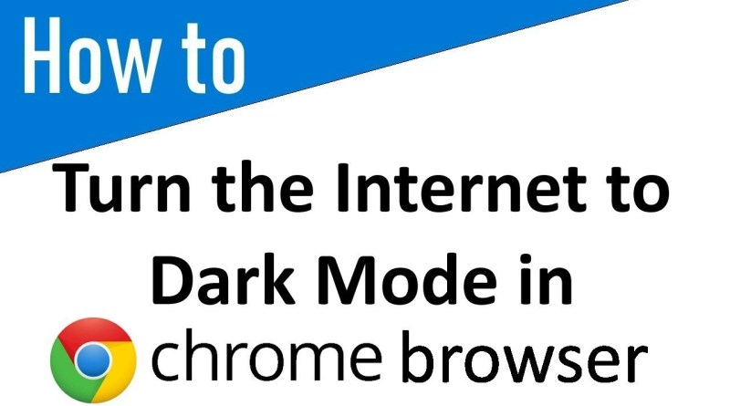 Enable Dark Mode on Every Website - youtube