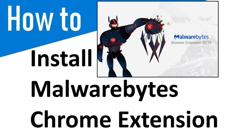 Install Malwarebytes Chrome/Firefox Browser Security Extension - youtube
