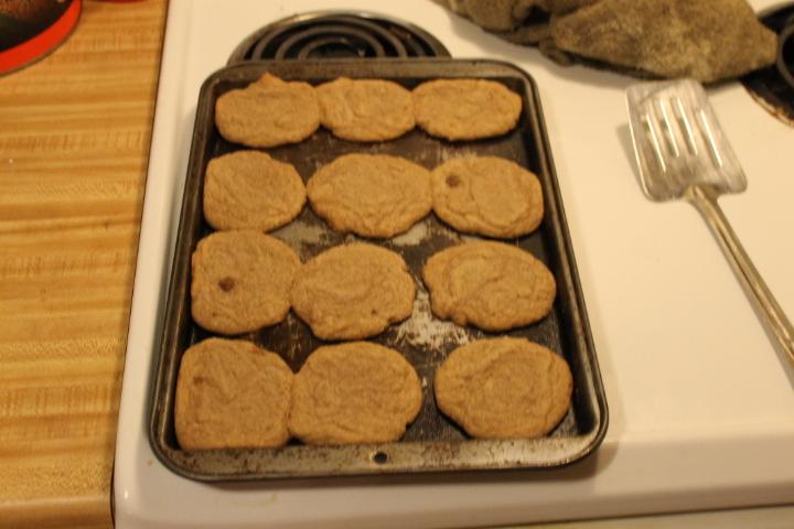 Aspie Recipes: Brown Sugar Cookies - Geek Alabama