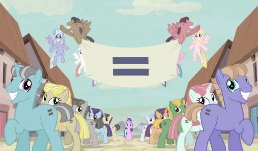 Creepy_smiling_ponies_with_equals_sign_banner_S5E1